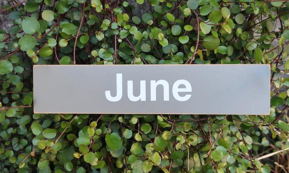 住民税の納付書が届く6月